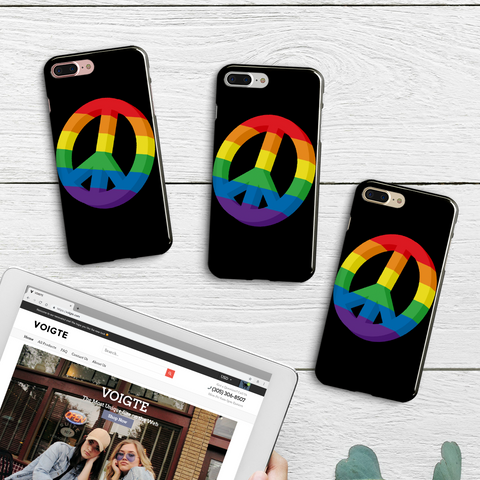 Peace Sign Phone Case
