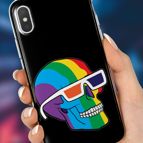 Cool Skull Phone Case