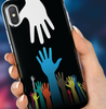 Image of Helping Hand Phone Case