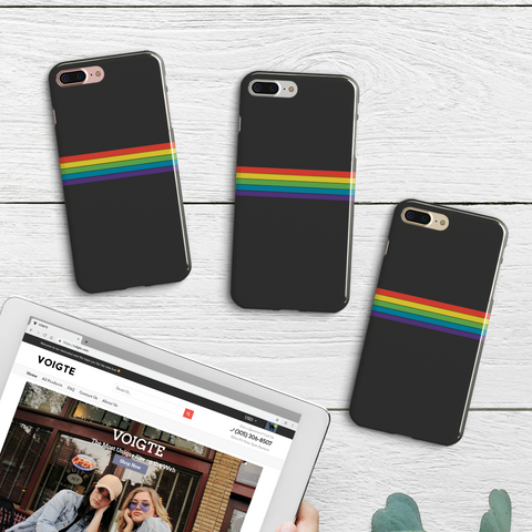 Pride Stripes Phone Case