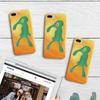 Image of Bold and Brash iPhone Case