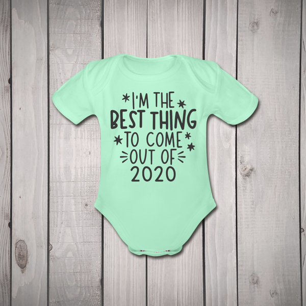 """I'm the Best Thing"" - Baby Bodysuit"
