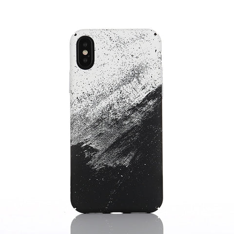 Abstract Gradient iPhone Case