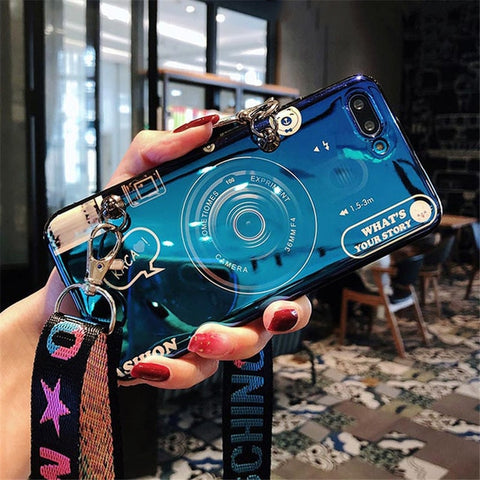 Retro Camera iPhone Case