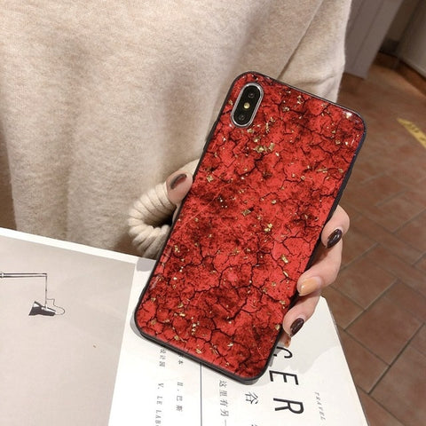 Brilliant Marble iPhone Case