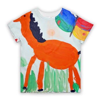 Custom Kid's T-Shirt with artwork