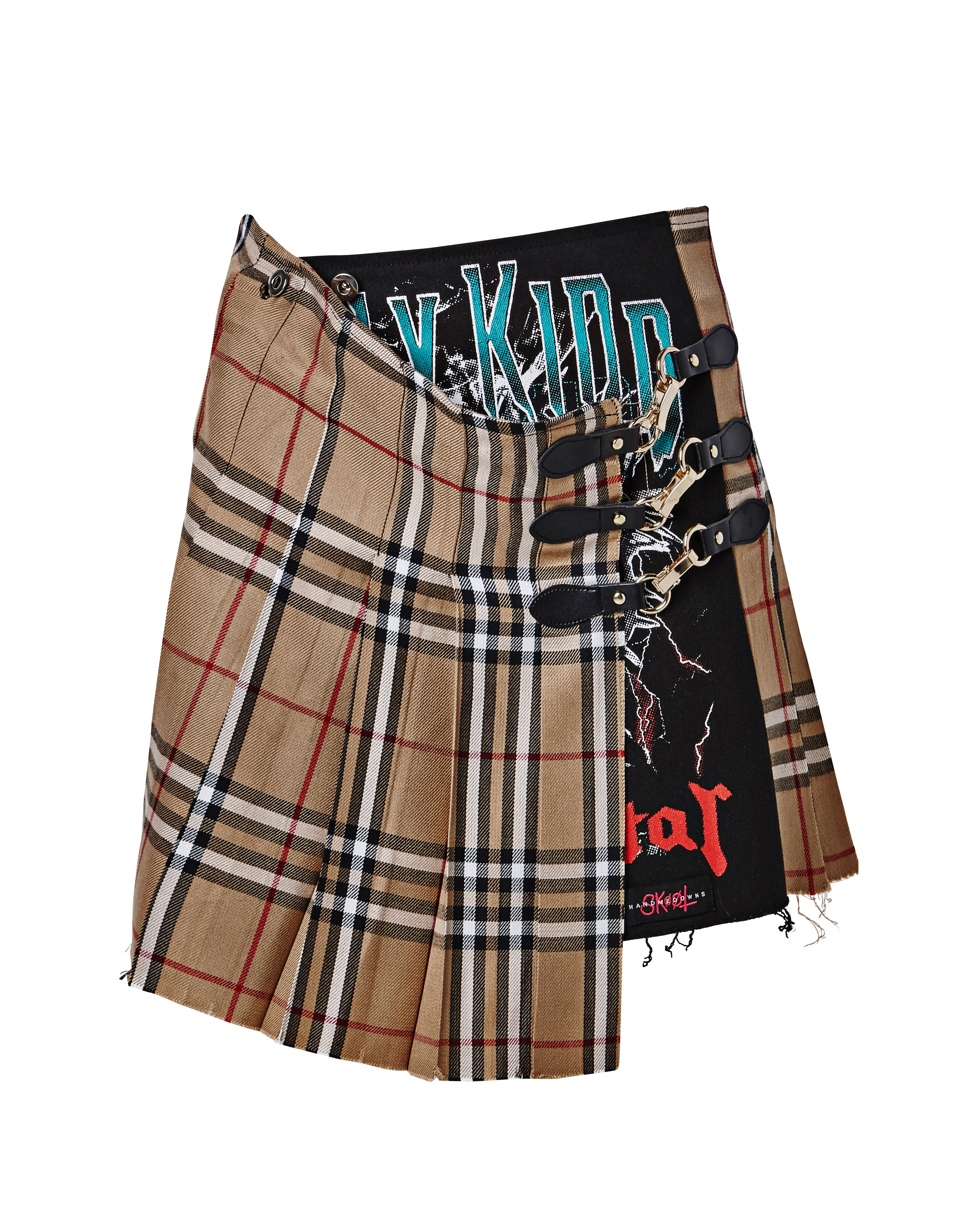Ugly Kidd Skirt Beige