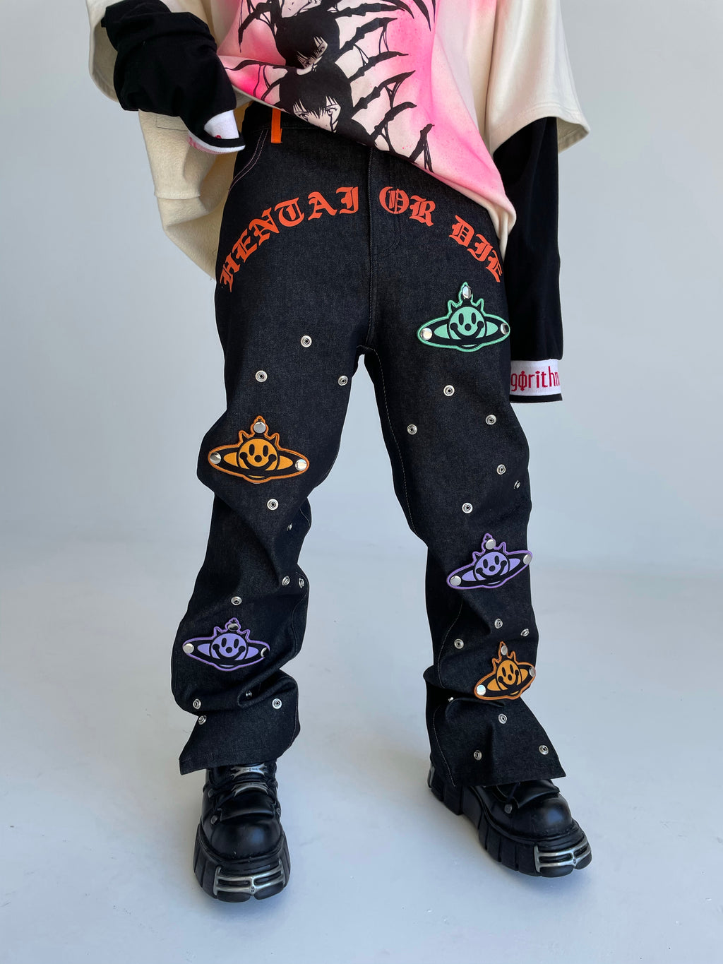 I Need Space Denim