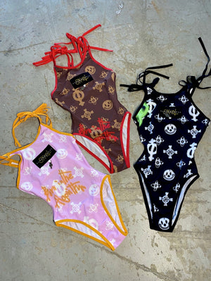 Monogram Swimsuit