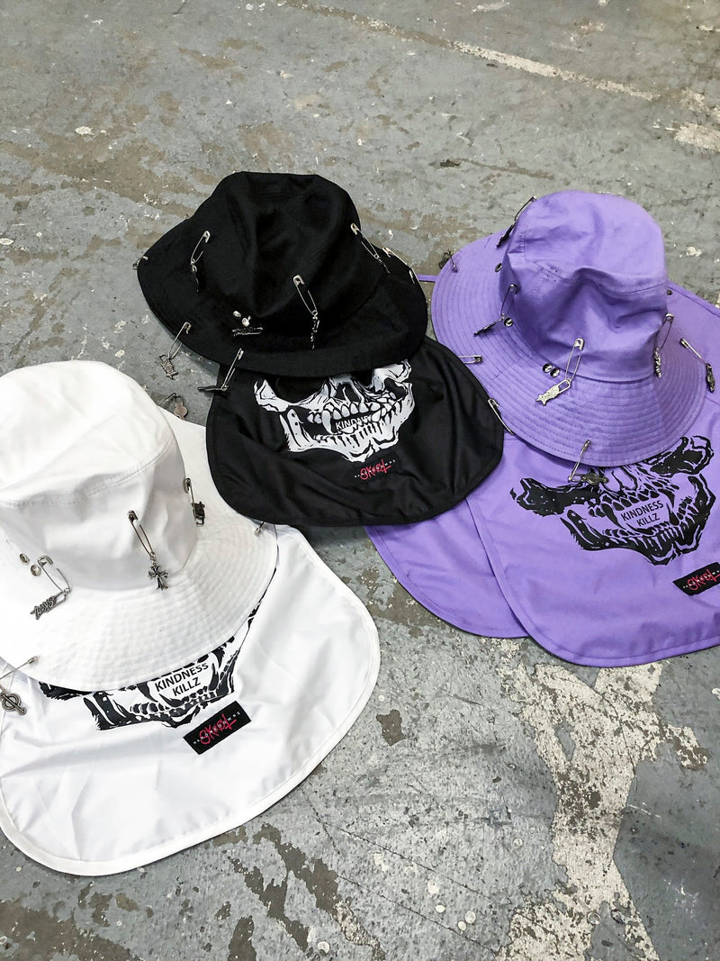 Grim Bucket Hat