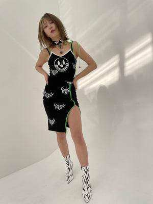 Neo-Punk Dress