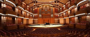 Petrona Philharmonic Hall for the Malaysia Philharmonic Orchestra