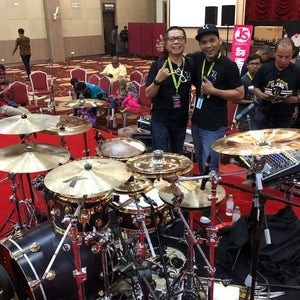 Drum Sharing MasterClass by Ujang @ Alor Setar, 12 Mei 2018