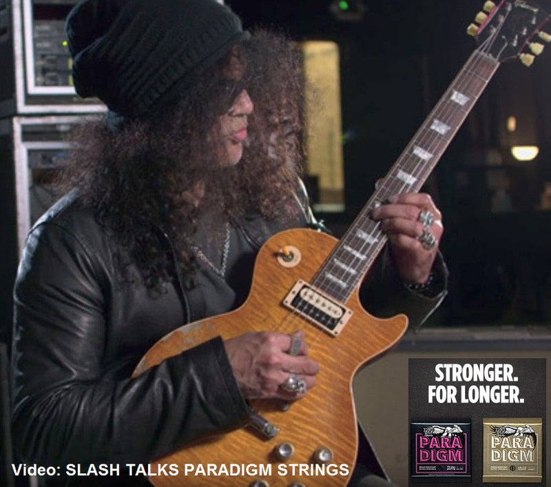 Video: Slash Talks Paradigm Strings