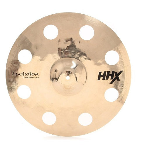 "Sabian 18"" HHX Evolution O-Zone Crash Cymbal"