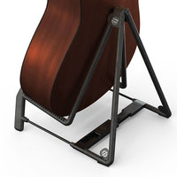 K&M 17580 »Heli 2« Acoustic Guitar Stand, Black