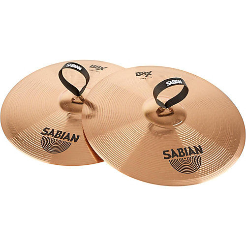 "Sabian 18"" B8X Marching Band Cymbal"