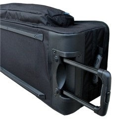 "Protection Racket 38""x14""x10"" Hardware Bag with Wheels"