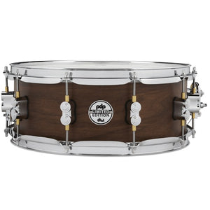 "DW PDP Limited Edition 20-Ply Maple/Walnut 5.5""x14"" Snare Drum"