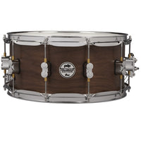 "DW PDP Limited Edition 20-Ply Maple/Walnut 6.5""x14"" Snare Drum"