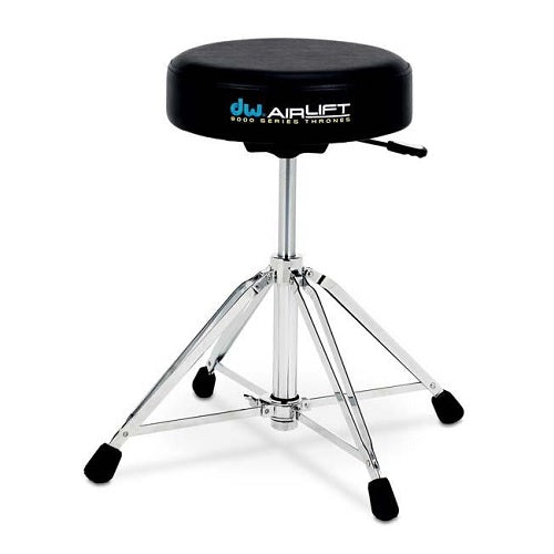 DW 9100AL Airlift™ Round Seat Drum Throne