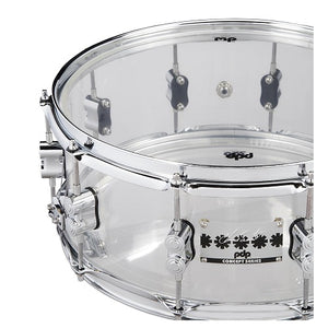 "DW PDP Chad Smith Signature Acrylic 7""x13"" Snare Drum"