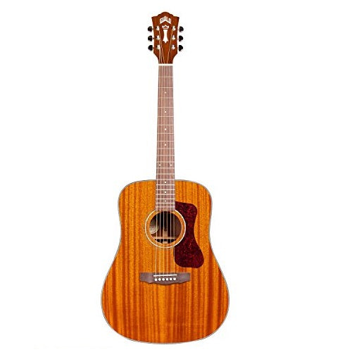 Guild D-120E Dreadnought Acoustic-Electric Guitar - Natural