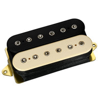 DiMarzio DP100FBC Super Distortion® Pickup, F-Spaced, Black/Creme