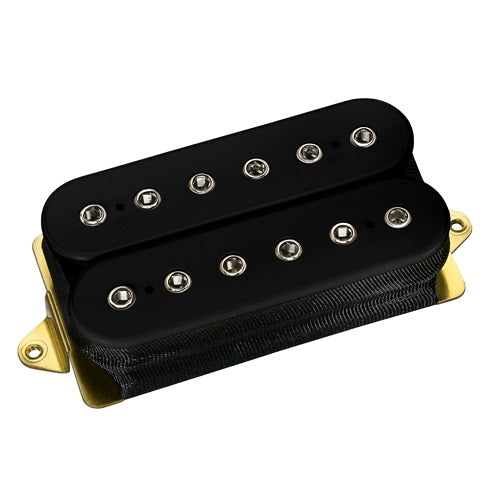 DiMarzio DP100FBK Super Distortion® Pickup, F-Spaced, Black