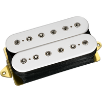 DiMarzio DP219FW D Activator™ Neck Pickup, F-Spaced, White