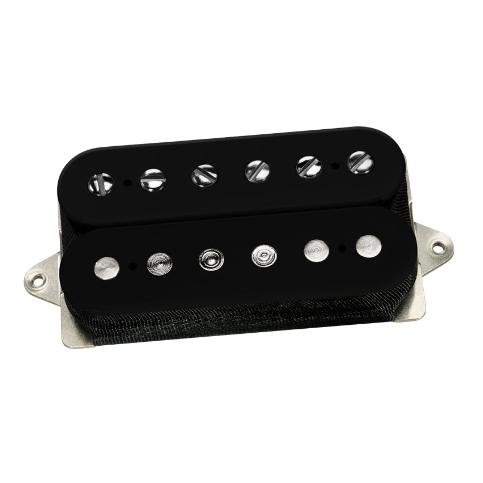 DiMarzio DP255FBK Transition™ Bridge Pickup, F-spaced, Black