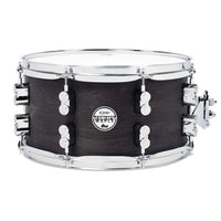"DW PDP Concept Black Wax All-Maple 7""x13"" Snare Drum"