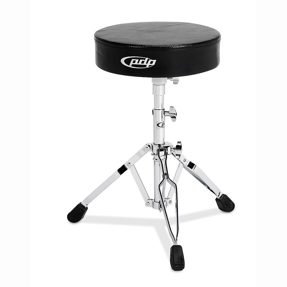 DW PDP 700 Series Round Seat Drum Throne