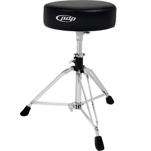 DW PDP 800 Series Round Seat Drum Throne