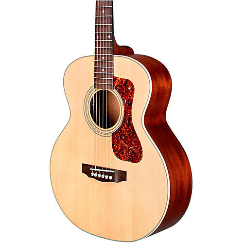 Guild Jumbo Junior Mahogany Acoustic-Electric Guitar - Natural