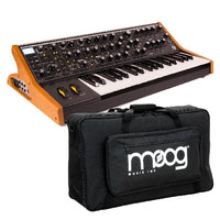 Moog Subsequent 37 Analog Synthesizer with Gig Bag **Save More**