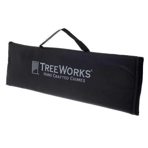 Treeworks Tre35 Classic Single-Row 35-Bar Chime with Soft Case