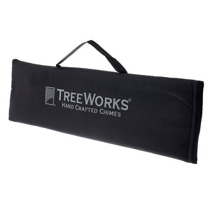 Treeworks Tre35db Classic Double-Row 69-Bar Chime with Soft Case