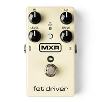 MXR® M264 FET Driver Overdrive Pedal *Closed-Out Sale*
