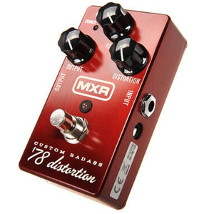MXR® M78 Custom Badass '78 Distortion Pedal