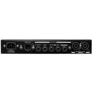Gallien-Krueger MB Fusion 800 - 800W Ultra Light Hybrid Bass Amp Head