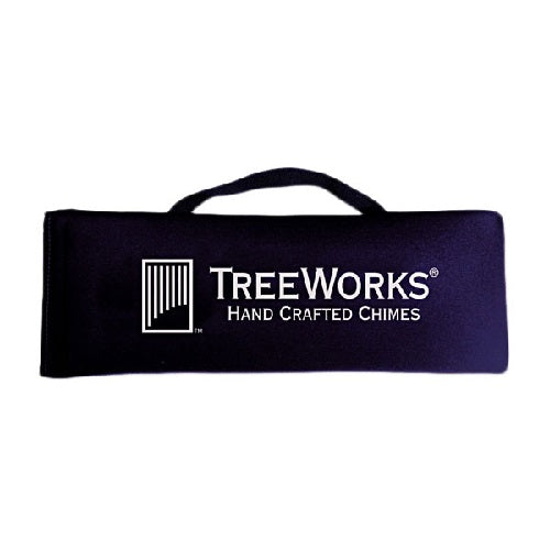 Treeworks Tre23db Classic Double-Row 45-Bar Chime with Soft Case
