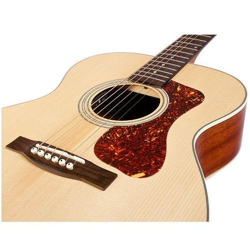 Guild OM-240E Orchestra Acoustic-Electric Guitar - Natural