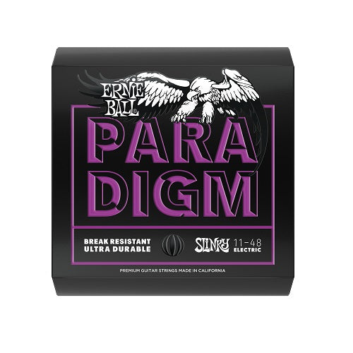 Ernie Ball Paradigm Power Slinky 11-48 Electric Guitar Strings