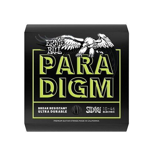 Ernie Ball Paradigm Regular Slinky 10-46 Electric Guitar Strings