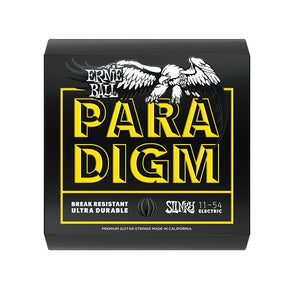 Ernie Ball Paradigm Beefy Slinky 11-54 Electric Guitar Strings