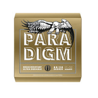 Ernie Ball Paradigm Light 80/20 Bronze 11-52 Acoustic Guitar Strings