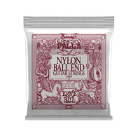 Ernie Ball Ernesto Palla Black & Gold Ball-End 28-42 Nylon Classical Guitar Strings