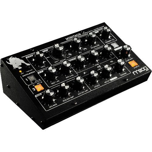 Moog Minitaur Analog Bass Synthesizer Rev 2.0