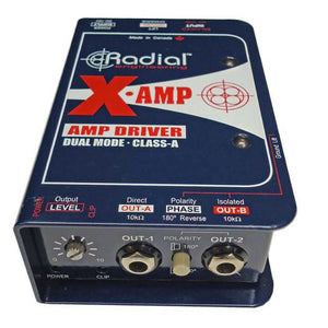 Radial X-Amp active re-amplifier *Close-Out Sale*
